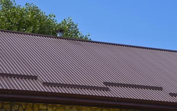 typical Ickles corrugated roof uses